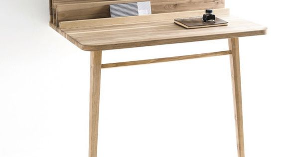 Le Scriban Desk by Margaux Keller | A hybrid desk and console
