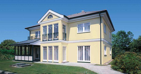 Vario haus architects herrenhaus tara s240 for Fertighaus klassisch