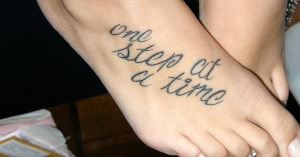 Awesome Tattoo Pics: Adam Gontier's tattoo with lyrics to Never Too Late.