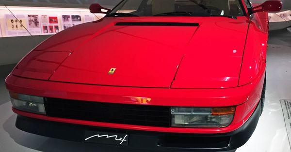 فيراري تستاروسا الحلم الايطالي الأحمر لسيارة سرقت الأضواء وما زالت موقع ويلز Ferrari Ferrari Testarossa Car
