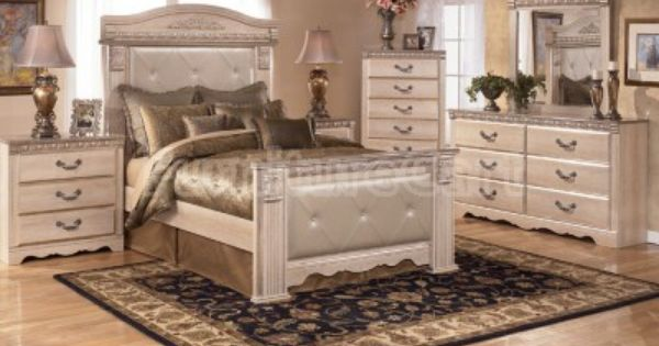 Silverglade Mansion Bedroom Set Bedroom By Furniturecart Pinterest Mansions Mansion