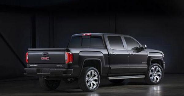 Motor N Gmc Sierra Denali Ultimate The Pinnacle Of Premium
