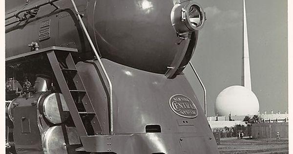 Samuel h gottscho american 1875 1971 locomotive for Entrance to rivet city
