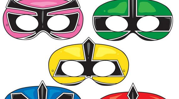 picture about Rangers Printable Schedule known as Ranger Samurai Masks, Printable Mask, Paper Mask, Electricity