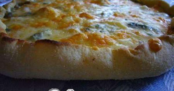 pizza al gorgonzola | Recetas | Pinterest | Pizza