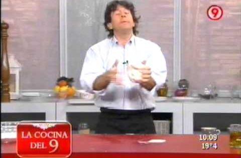 Sandwich de pan arabe y carne 2 de 4 ariel rodriguez for Cocina 9 ariel rodriguez palacios facebook