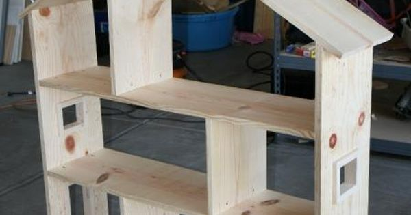 Dollhouse Bookcase Diy: Do It Yourself Home Projects From Ana