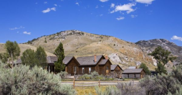 Dillon (MT) United States  city photos gallery : bannack state park ghost town dillon montana united states of america ...