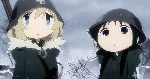 Pin By A Almehairi On Girl S Last Tour Anime Anime Films Manga Anime
