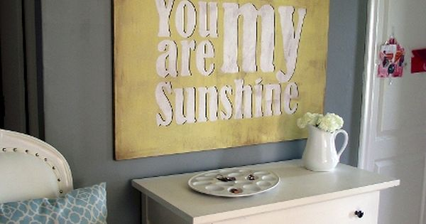 diy tutorial to make a vintage looking sign...lots of great tips!! by