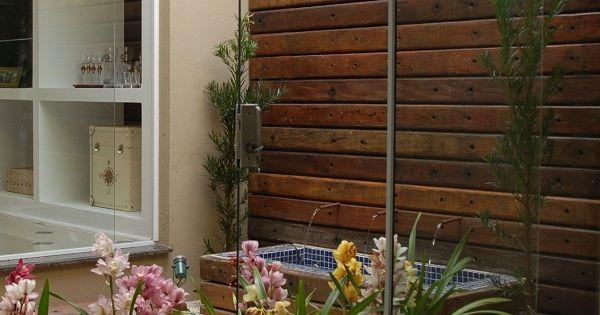 Jardim de inverno | Ideias para montar o seu jardim de inverno | Pinterest | Patios, Courtyard ...