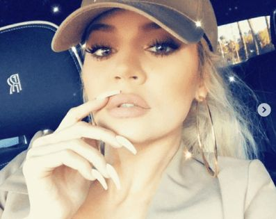 Khloe Kardashian Rocks Kanye For President Hat After Kanye Hints He May Run In The 2024 Elections Photos Khloe Kardashian Photos Khloe Kardashian Kardashian