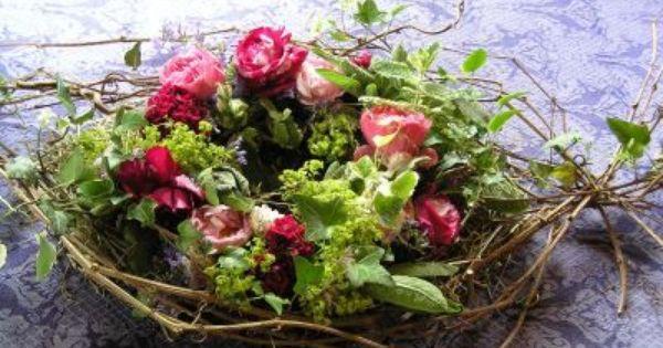 der kranz, symbol der unendlichkeit - wohnen und garten foto, Gartengestaltung