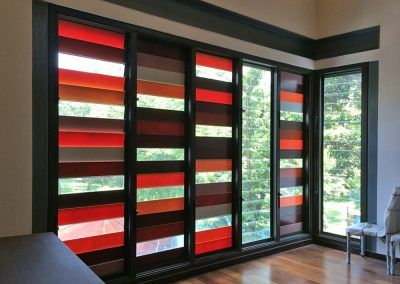 Glass And Aluminium Blades Can Be Mixed With Breezway Louvres Louvre Windows Louvered Shutters Windows
