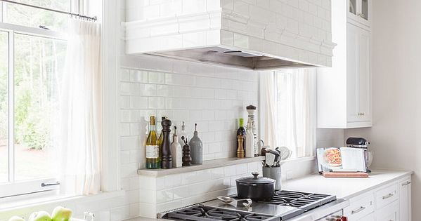 Southern Home with Neutral Interiors Kitchen cabinet