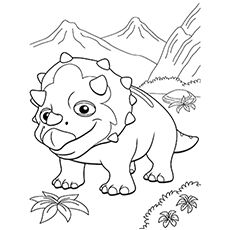 Top 35 Free Printable Unique Dinosaur Coloring Pages Online Train Coloring Pages Coloring Pages Dinosaur Train