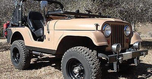 Ebay 1966 Jeep Cj 1966 Jeep Cj5 V6 Engine Southern California