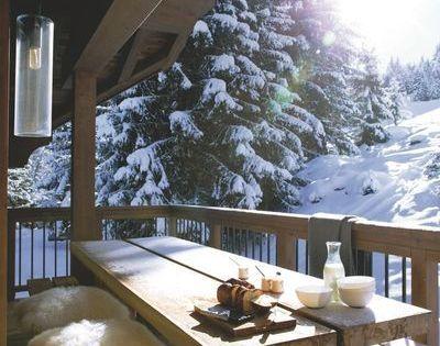auch im winter kann man es sich auf der terrasse gem tlich machen es ist alles eine frage der. Black Bedroom Furniture Sets. Home Design Ideas