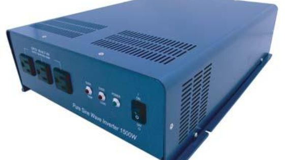 Samlex Pst Series 1500w Pure Sine Wave Inverter 12vdc 120vac 477 85 Home Appliances Pure Products Home