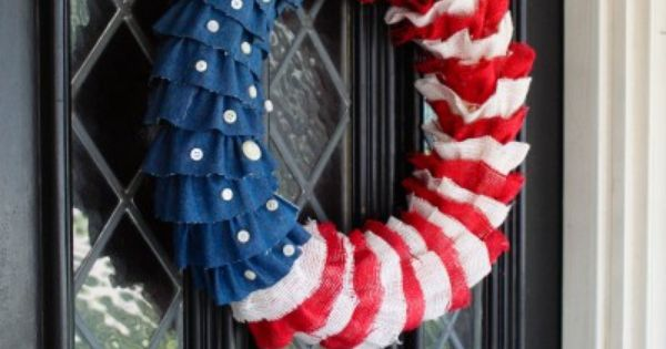 homemade memorial day decorations
