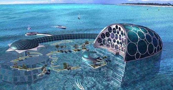 hydropolis - underwater hotel in dubai. For real? Bucket list!