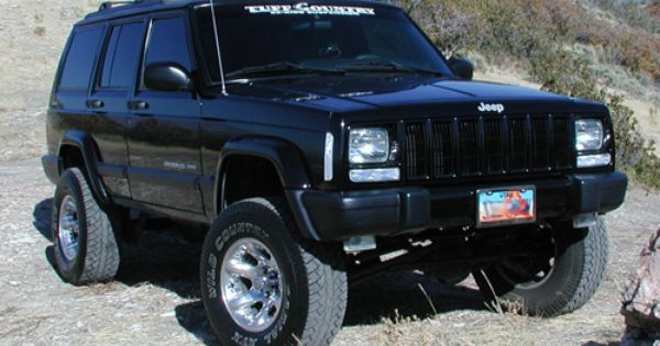 Tuff Country 2 Inch Lift Kit Without Shock Absorbers Lifted