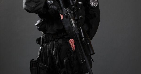 Sniper Stock Xvi By Phelandavion Deviantart Com On