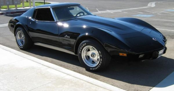 1975 Chevy Corvette Stingray Want One Corvette Stingray 1975
