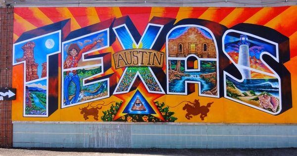 Free fun in austin exploring austin 39 s street art murals for Austin mural location