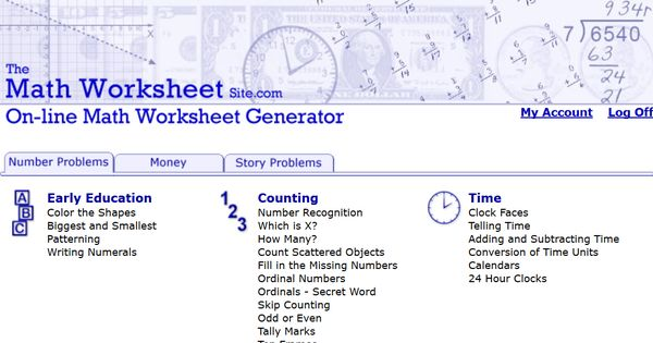 Collection of Math Worksheet Site Sharebrowse – Maths Worksheets Site