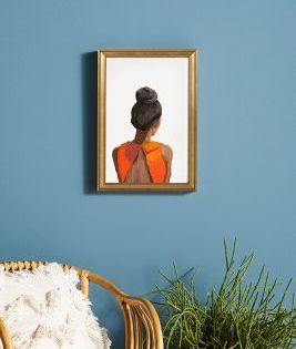 Top Knot 35 Wall Art In 2020 Wall Art Unique Wall Art Art Pictures Ideas