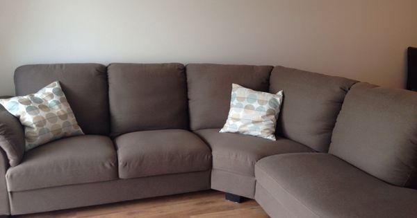 New Sofa ikea tidafors New Home Decor
