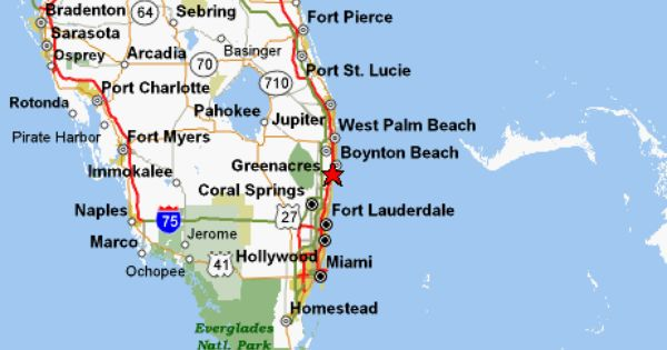 Delray Beach Florida On Map Pin by Alldogboots (official) on About Alldogboots.| Delray