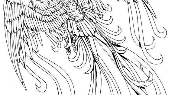 http://kissy-face.deviantart/art/phoenix-b-w-514243545