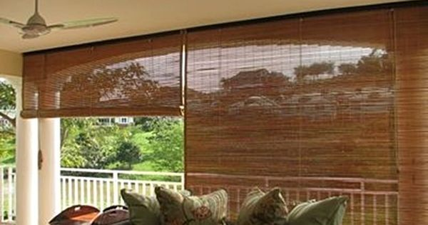 Quality Blinds Awnings Laguna Outdoor Bamboo Blinds Outdoor Blinds Bamboo Blinds Patio Blinds