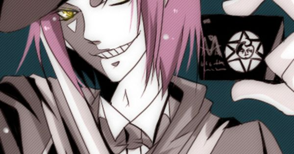 C Control Anime Characters : Masakaki from c the money of soul and possibility