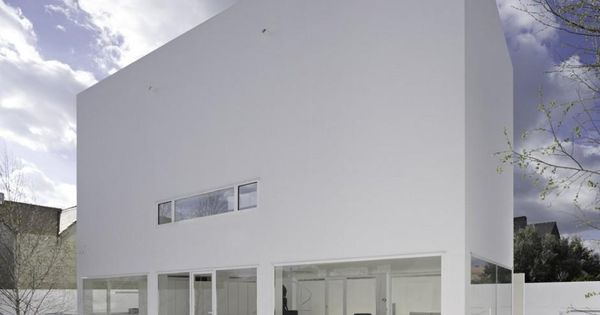 Moliner house by alberto campo baeza in spain http for Estudios arquitectura zaragoza