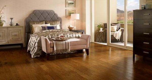 Bruce Handscraped Hickory Color Tahoe Engineered Hardwood Flooring Bruce Hardwood Floors Hardwood Floor Repair