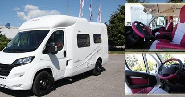 Brownie Rosa Motorhome Mini Caravan Recreational Vehicles