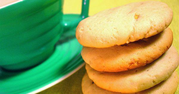 Avocado Lime Tea Cookies by teenytinyturkey, via Flickr | vegan ...