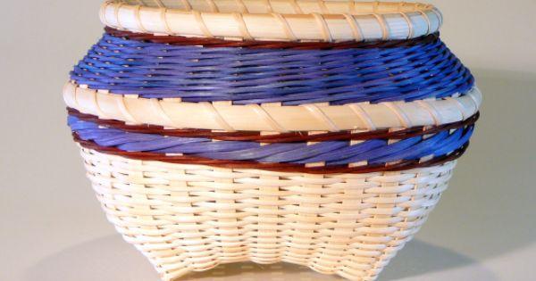 Handmade Nantucket Basket : Susan b taylor handmade basket inspired by her mom