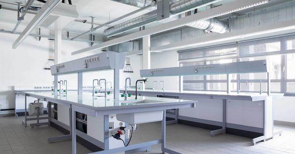 Galer a de institut des sciences analytiques atelier for Atelier 4 architecte