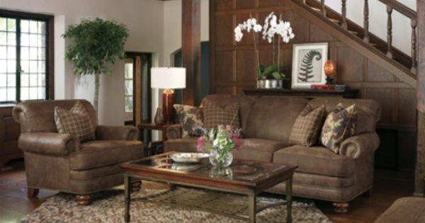 Flexsteel Furniture Lounge Chairs Bay BridgeNuvoLeather