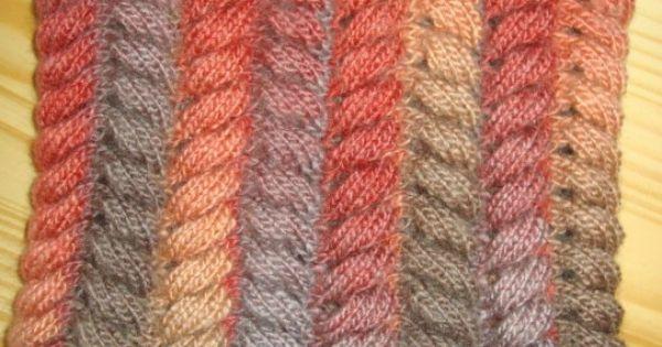 D fi torsade magique easy crochet r alis par bleur89 avec la laine 294e41 - Avantage de la laine ...