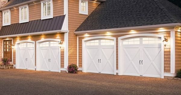 Classic White Traditional Garage Doors Classic Garage Door