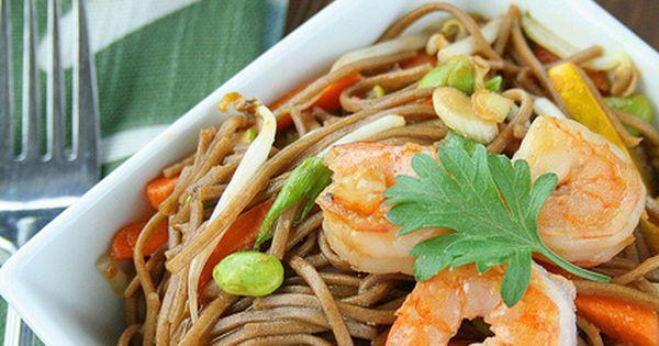 ... Soba Noodle Bowls | Teriyaki Shrimp, Noodle Bowls and Soba Noodles