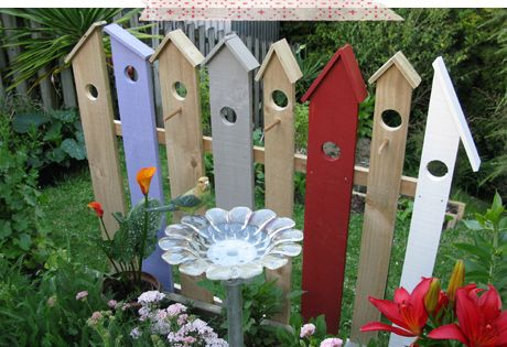 DIY Garden Fencing Ideas | Kids' Gardens — Flaming Petal Blog