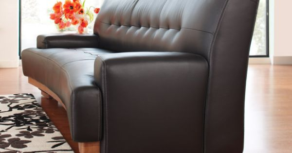 scandinavian designs leather sofas mandalay leather sofa orange