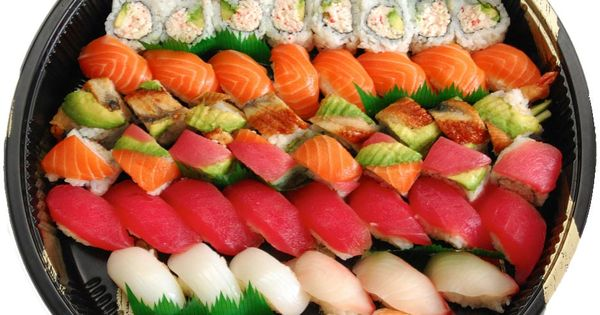 There Is No Such Thing As Too Much Sashimi And Sushi