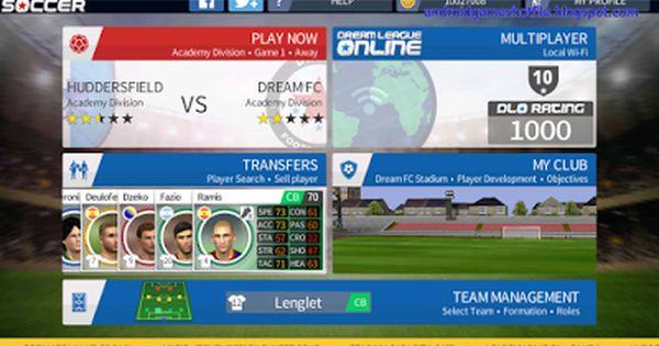 Dream League Soccer 2016 V3 07 Mod Apk Mod Money Latest Android Games Mod Apk 2016 2017 Soccer League 2012 Games